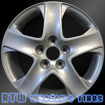 17 inch Acura RL  OEM wheels 71743 part# 42700SJAA81, 42700SJAA82