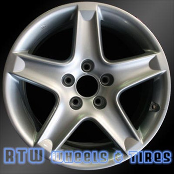 17 inch Acura TL  OEM wheels 71749 part# 42700SEPA11, 42700SEPA31