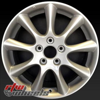 17 inch Acura TSX  OEM wheels 71750 part# 42700SECA91