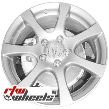 17 inch Acura CSX  OEM wheels 71755 part# 42700S5TE01ZA