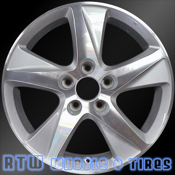 17 inch Acura TSX  OEM wheels 71781 part# 42700TL2A91, 42700TL2A92