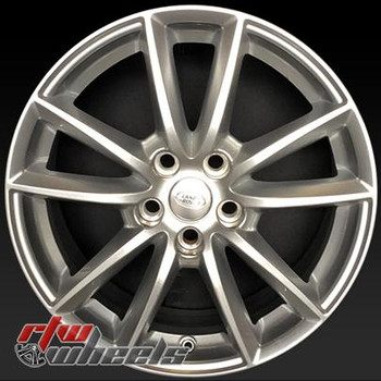 19 inch Land Rover Sport  OEM wheels 72269 part# LR037742