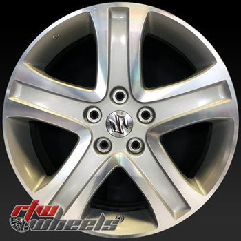 17 inch Suzuki Grand Vitara  OEM wheels 72695 part# 432006587027S