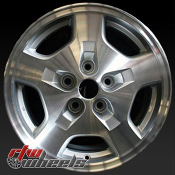 15 inch Infiniti I30  OEM wheels 73650 part# 403002L925, 403002L927, 403002L927