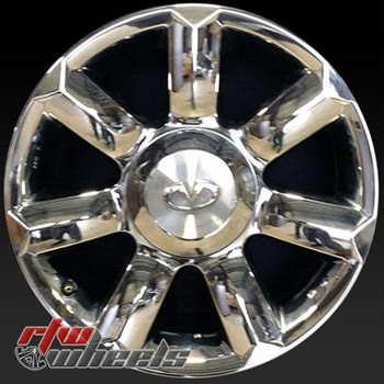 18 inch Infiniti QX56  OEM wheels 73679 part# 403007S511