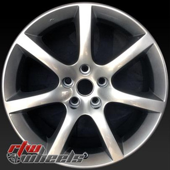 17 inch Infiniti G35  OEM wheels 73681 part# 403007W025