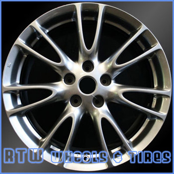 18 inch Infiniti   OEM wheels 73695 part#  D0300JK310
