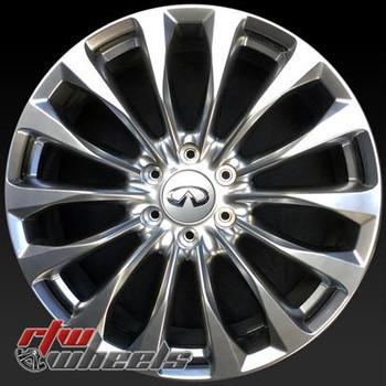 22 inch infiniti QX80  OEM wheels 73770 part# D03005ZA4A, D0C005ZA4A