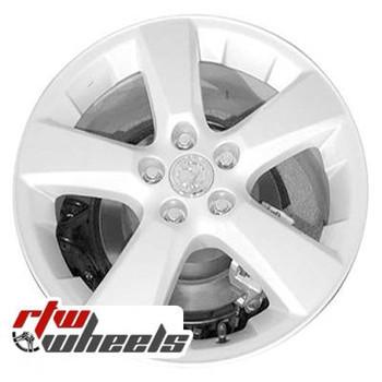18 inch Lexus RX  OEM wheels 74171 part# 426110E020, 4261148201, 4261148202, 4261148381, 4261148410,  42611AH020,  42611AH021,  42611AH022