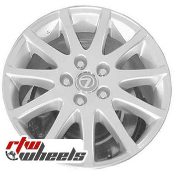 17 inch Lexus IS300  OEM wheels 74176 part# 4261153110, 4261153111