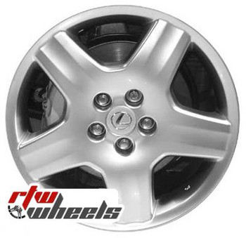 18 inch Lexus LS430  OEM wheels 74179 part# 4261150420