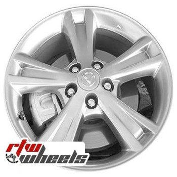 18 inch Lexus RX400H  OEM wheels 74180 part# 4261148310, 4261148311, 4261148451, 4261A48010