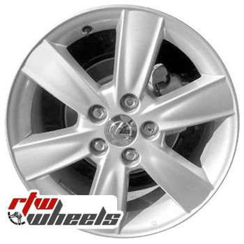 17 inch Lexus ES330  OEM wheels 74182 part# 4261133450, 4261133610