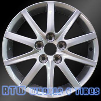 17 inch Lexus GS300  OEM wheels 74185 part# 4261130A40 '06, 4261130A41