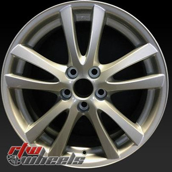 18 inch Lexus IS   OEM wheels 74189 part# 4261153160, 4261153250, 4261A53050, 4261A53060