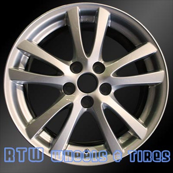18 inch Lexus IS350  OEM wheels 74214 part# 4261153070, 4261153080