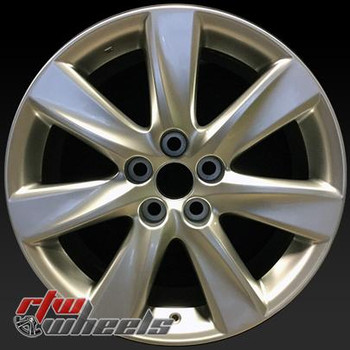 19 inch Lexus LS600HL  OEM wheels 74248 part# 4261150070, 4261150580, 4261150590, 4261A50060