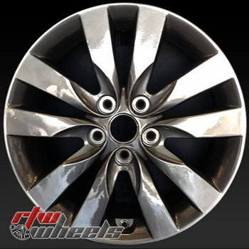 17 inch Kia Forte  OEM wheels 74669 part# 529101M360