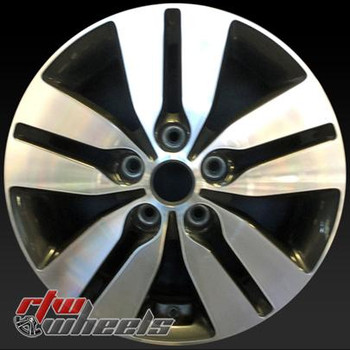 16 inch Kia Forte  OEM wheels 74672 part# 529101M850
