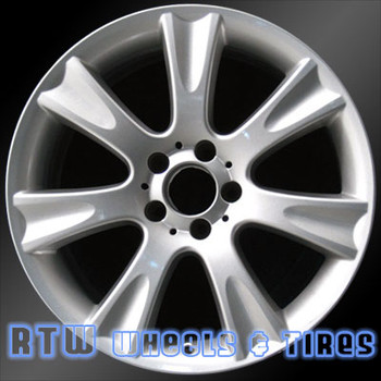 18 inch Mercedes CLS550  OEM wheels 85005 part# 2194010502