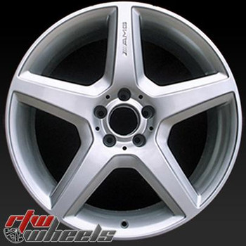 18 inch Mercedes E550  OEM wheels 85011 part# A2114016602