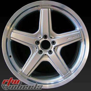 21 inch Mercedes GL550  OEM wheels 85014 part# A1644014302