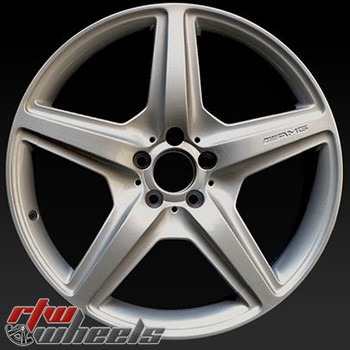 20 inch Mercedes CL63 S63  OEM wheels 85028 part# A2214013302