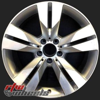 18 inch Mercedes CLS550  OEM wheels 85065 part# 2194013102
