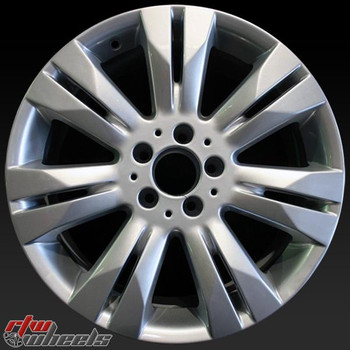 18 inch Mercedes S550  OEM wheels 85075 part# 2214010202