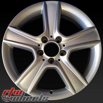 17 inch Mercedes C Class  OEM wheels 85100 part# A2044012802