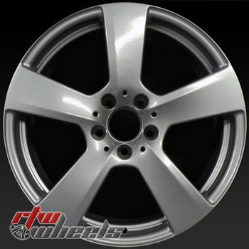 18 inch Mercedes E350  OEM wheels 85129 part# 2124011302