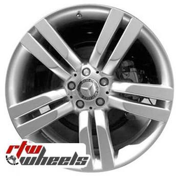 20 inch Mercedes GLK350  OEM wheels 85144 part# 2124012802