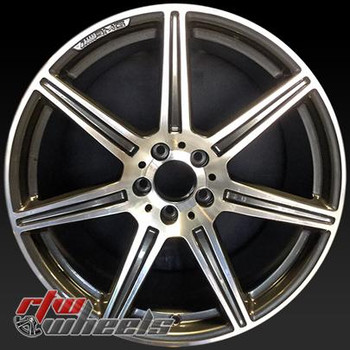 20 inch Mercedes SLS  OEM wheels 85193 part# 1974010102