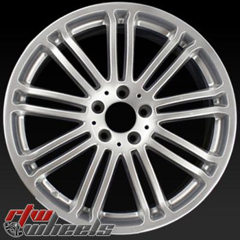 19 inch Mercedes CL600  OEM wheels 85195 part# A2214011602