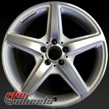 18 inch Mercedes CLS  OEM wheels 85231 part# 2184011502, 21840115027X25
