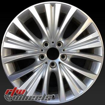 19 inch BMW X5  OEM wheels 86047 part# 36116853954