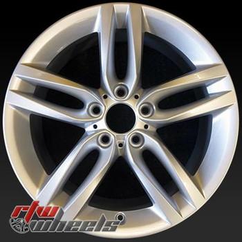 18 inch BMW 2 series  OEM wheels 86127 part# 36117846784