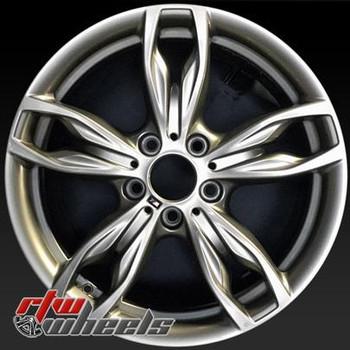 18 inch BMW   OEM wheels 86134 part# 36117845871