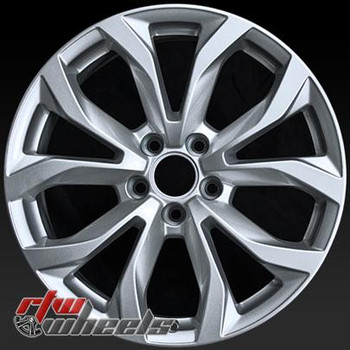 18 inch Audi A6  OEM wheels 97790 part# 4G0601025BD