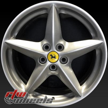 18 inch Ferrari 360 Modena  OEM wheels 98432 part# 164173