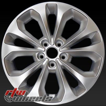 18 inch Kia Sorento  OEM wheels 98615 part# 529102P285