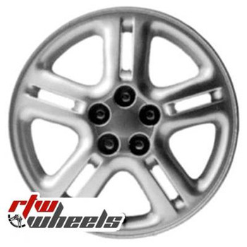16 inch Chrysler Sebring  OEM wheels 2068 part# JB26SAK