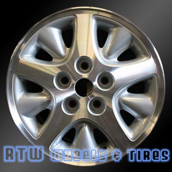 15 inch Dodge Caravan  OEM wheels 2071 part# GG42SAK