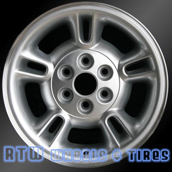 15 inch Dodge Dakota  OEM wheels 2082 part# 5EB37PAK