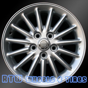16 inch Chrysler Concorde  OEM wheels 2091 part# RK76PAKAA