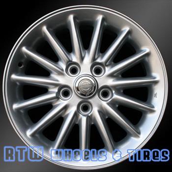 16 inch Chrysler Concorde  OEM wheels 2091 part# RK76PAKAA