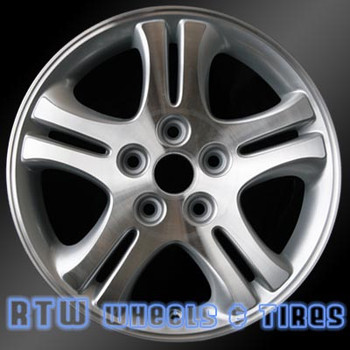 16 inch Dodge Intrepid  OEM wheels 2093 part# LG20PAK