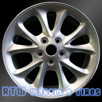 17 inch Chrysler 300M  OEM wheels 2115 part# LG40RAV
