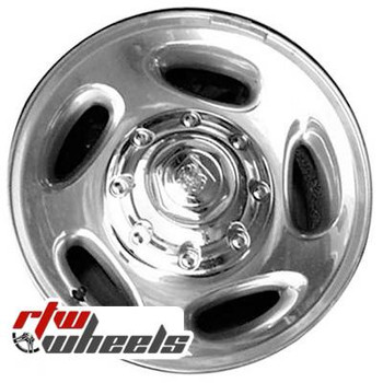 16 inch Dodge Ram 2500  OEM wheels 2124 part# 52106367AA
