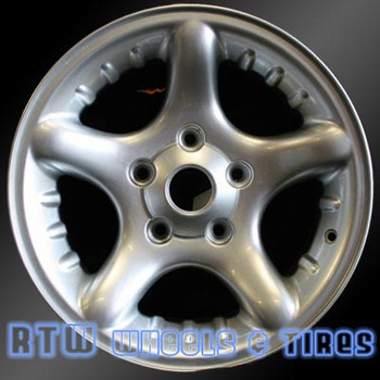17 inch Dodge Pickup  OEM wheels 2126 part# tbd